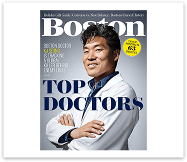top eye doctor boston magazine