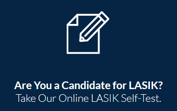 Lasik Self Test button