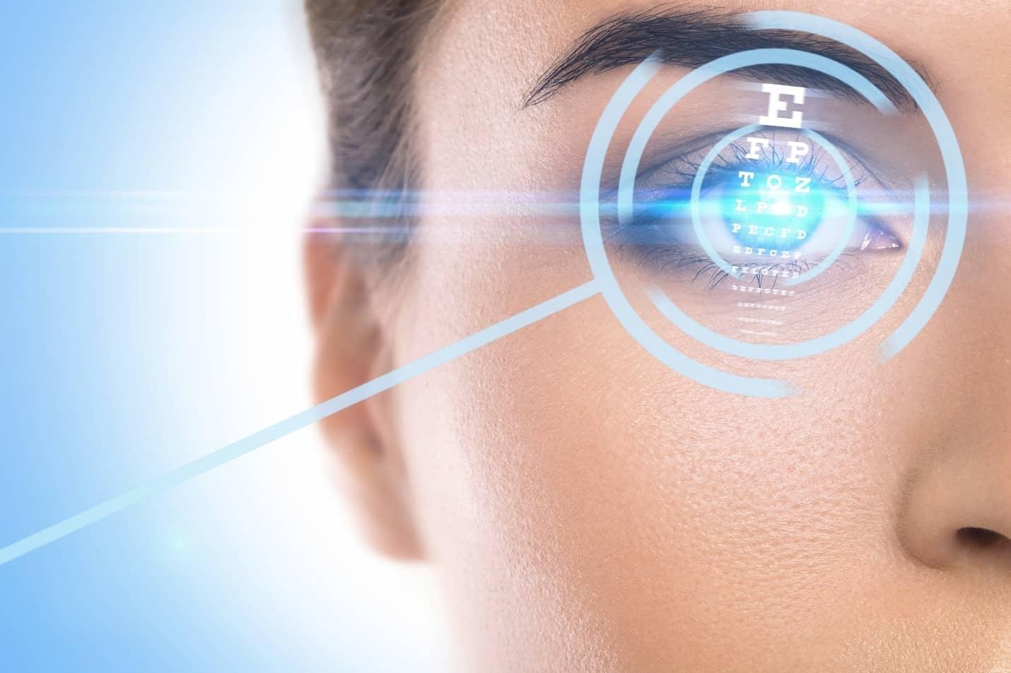 iDesign Laser eye surgery in Boston
